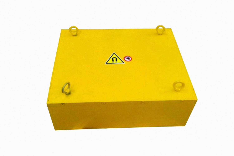 Overhead Plate Conveyor Magnet